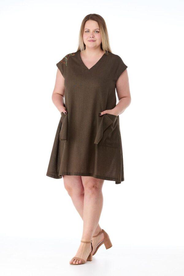 Платье-туника женская FORLIFE